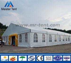De grote Openlucht Witte Tent van de Markttent van de Gebeurtenis van de Partij van het Huwelijk van het Frame van het Aluminium van pvc