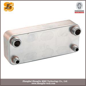 Bl26銅のろう付けされた版の熱交換器