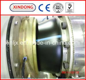 HDPEの管の生産の放出ラインPPの管のプラスチック押出機機械