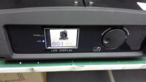 工場ディスコクラブGoboの点の移動ヘッドライト