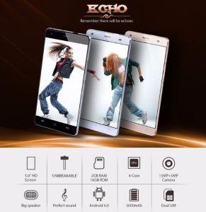 Eco Cubot original 1280*720 13,0MP 5.0 Pulgadas de 3000mAh Smart Phone