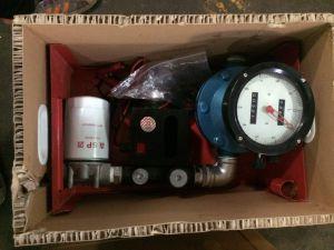 La pompa stabilita della pompa diesel del tester 12V 24V 550W di LC monta