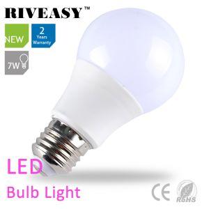 7W Ampoule de LED de la lumière avec ce&RoHS Bis