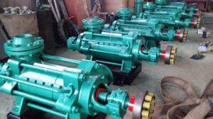 Moteur diesel lavant la pompe à plusieurs étages pour la mine de houille