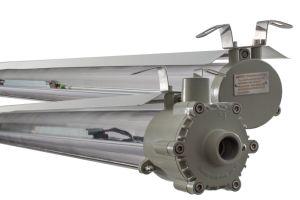 Indicatore luminoso lineare protetto contro le esplosioni di TUV Atex LED