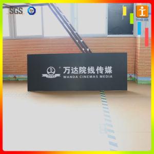 印PVCを広告する3mmの白のCelukaのキャビネットは自由にボード泡立つ