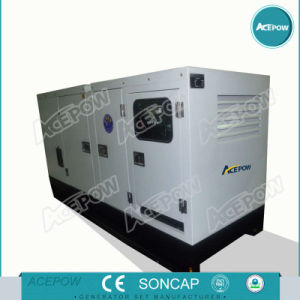 100 kVA grupo electrógeno de Gas Natural Powered by Lovol