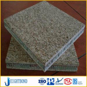 Haute qualité des pierres de granite Panneau alvéolé pour l'ascenseur, salle à manger