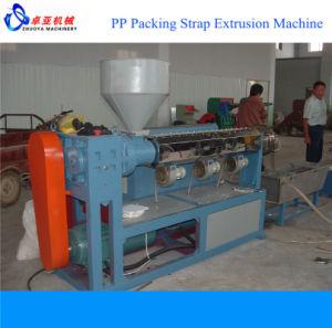 Machine D'extrusion de Courroie D'emballage de Pet/PP