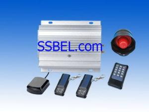 GPS/GSM (Sistema de Alarma de coche SA403C)