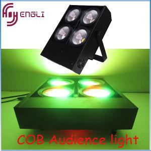 COB LED 4 ojos con brillo de la luz de la audiencia