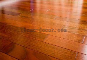 Haute qualité des sols en bois de cerisier brésilien, jatoba le plancher en bois