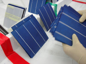 Starke Solarzelle (SPSM156S-H5)