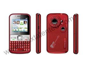 Telefono mobile doppio di JeQuadband SIM TV con il USB welry della TV (max Q5)