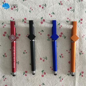 De Ballpoint van de Ballpoint van de Pen van de Houder van de Telefoon van de Pen van de Code van Qr