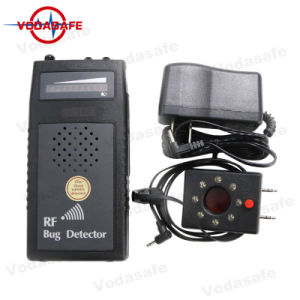 Rivelatore dell'errore di programma del rivelatore rf del segnale di rf con il cercatore acustico dell'obiettivo di Display+