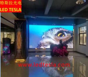 P3 de la publicité pleine couleur à haute luminosité affichage LED Intérieur