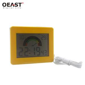 Hot Sale Thermomètre multifonction avec indication de confort colorés Ot3080E1