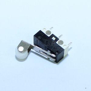 コンピュータのための敏感な3 PinのローラーKw10小型マイクロスイッチ