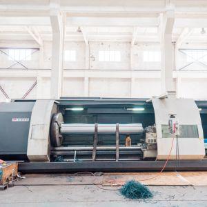 油圧出版物のための標準外3500t主要な鍛造材出版物シリンダー