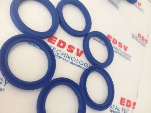 JIS/As568 Rubber Seal voor Cylinder/Pump/Valve met Viton O Ring, EPDM, Ffkm O Ring Seals