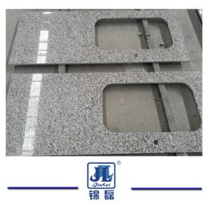 カウンタートップの平板のための自然な磨かれた高品質の白鳥の白い花こう岩または床タイルまたは壁のクラッディングか敷石