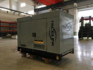 20kVA Ce/ISOのKubotaによって動力を与えられる防音のディーゼル発電機セット