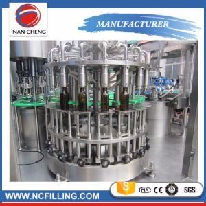 Eindeutige Entwurfs-Qualität-manuelle Glasflaschen-Füllmaschine