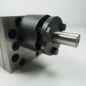 La zapata de PU en marcha la máquina fabricante de bombas de dosificación