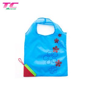 Lebensmittelgeschäft-große Kapazitäts-Einkaufstasche-organische faltbare NylonEinkaufstasche