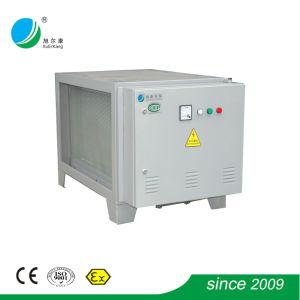 Systeem van de Filtratie van de Damp van de Keuken van het Merk van Xukang het Commerciële met de Elektrostatische Zuiveringsinstallatie van de Lucht