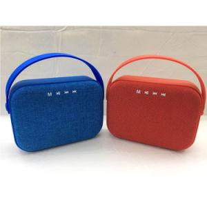 卸し売り標準的なカラーはよい低音のSubwooferのBluetoothの携帯用屋外のスピーカーを扱った