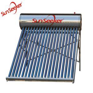 200L Non-Pressure chauffe-eau solaire Système Compact