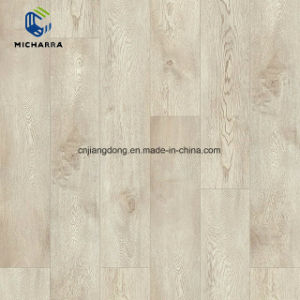 Film PVC décorative blanche pour WPC Clik Flooring
