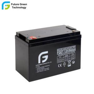 12V 80Ah regulado de la válvula alternativa de la batería de plomo-ácido