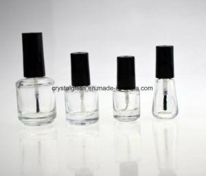 5ml 10ml 15ml Nagellack-Glasflasche mit Schutzkappe
