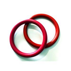 Ausgezeichnetes Dichtungs-Schwarz-roter kundengerechter O-Ring