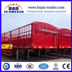 Angemessener Entwurfs-Vieh-Viehbestand binden /Fence-halb Schlussteil-LKW-Schlussteile an