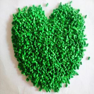 고품질 밝은 초록색 Masterbatch