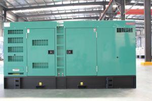На заводе продать 250 ква бесшумный дизельный генератор для продажи на базе звукоизолирующие Cummins генератор (GDC250)