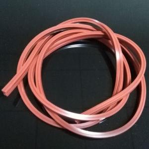 Alta calidad de la junta de caucho de silicona personalizadas