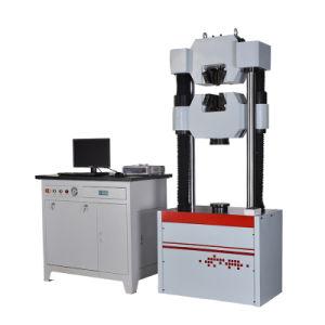 Macchina di prova universale idraulica di controllo di calcolatore di alta qualità