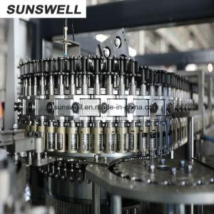 ペットボトルウォーターの生産ラインのための最もよい品質の飲料の充填機械類