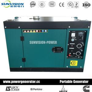 3Квт портативный генератор от двигателя Air-Cooled (DG3500)