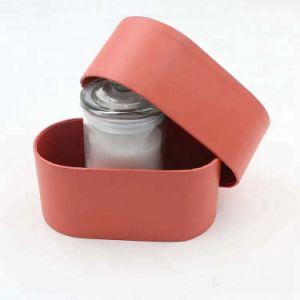 호화스러운 타원형 모양 화장품 제품을%s 뚜껑 포장 상자를 가진 엄밀한 마분지 선물 상자