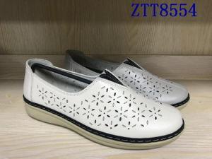 Mode de vente chaude mature de confortables chaussures femmes avec Ztt8554