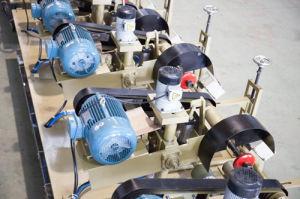 Tubo redonda grande pressão no sentido vertical Polishingmachine tubo redondo