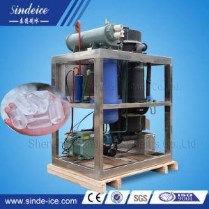 تجاريّة [1تون] صالح للأكل جليد أنابيب صانع يجعل آلة