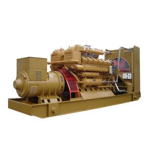 El primer Industrial de 400kw de potencia de 500kVA grupo electrógeno de Gas Natural para la venta