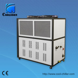 Industrial Processのための空気Cooled Scroll Type Water Chiller